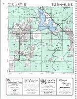 Curtis T25N-R5E, Alcona County 1995